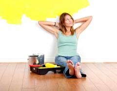 5 подручных средств, которые избавят вас от резкого запаха краски в квартире