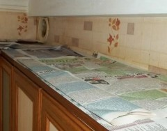 Как защитить верх кухонной мебели от жира и упростить себе генеральную уборку