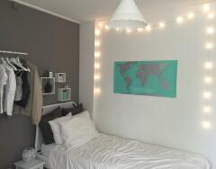 Бюджетные способы для преображения скучного интерьера в съемной квартире