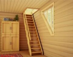 Как сделать лестницу на даче своими руками: способы и варианты