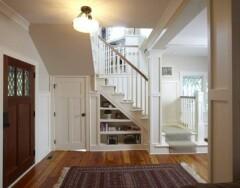 Дизайн интерьера холла с лестницей в частном доме: идеи и рекомендации