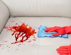 6 действенных способов избавиться от застарелых пятен крови на одежде