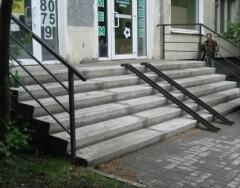 Бетонные лестничные ступени: правила монтажа и ремонта