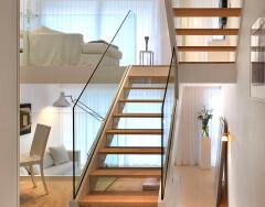 Как подобрать лестницу под интерьер дома: советы и примеры дизайна