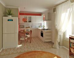 5 приемов обустройства удобной и уютной маленькой кухни