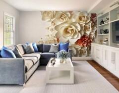 Оформление цветами интерьера по правилам флористического дизайна