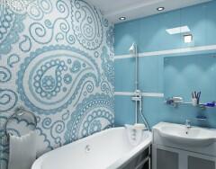 6 бюджетных способов обновить интерьер в ванной и не потратить на это много денег