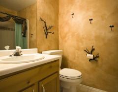 Что можно использовать для отделки ванной комнаты вместо плитки: 4 нетипичных варианта