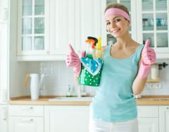 Как заставить себя приступить к уборке и получить от этого удовольствие