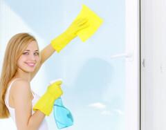 Как отмыть матовое стекло подручными средствами и не оставить царапин