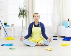 Незаметно для себя сделать генеральную уборку квартиры и не выбиться из сил