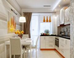 Сам себе дизайнер, или планировка кухни с балконом