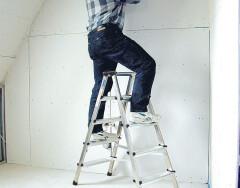 Требования безопасности к лестницам и стремянкам: что нужно знать