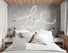 Быстрый и бюджетный способ освежить интерьер спальни