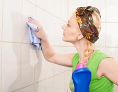 Как легко отмыть керамическую плитку после ремонта