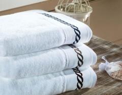 2 способа отбелить кухонные полотенца без стиральной машины