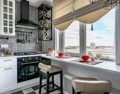 Даже 6 кв. м. кухонного пространства можно обустроить с комфортом: советы настоящих профессионалов
