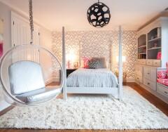 Интерьер спальни для девушки — выбираем стиль