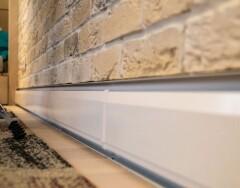 Теплый плинтус – современная система отопления