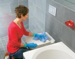 5 самых грязных мест в ванной комнате, которые требуют регулярного очищения