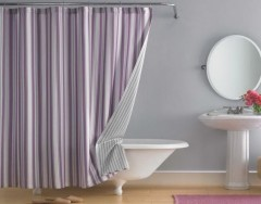 5 способов легко отчистить занавеску в ванной от пятен, желтизны, плесени