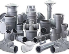 Как выбрать канализационные трубы и фитинги