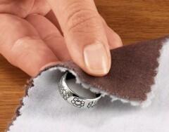 10 быстрыъ способов отчистить серебро