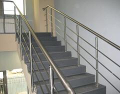 Стандартная высота перил лестницы по ГОСТ и СНиП