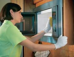 Как часто нужно мыть микроволновую печь и зачем это делать