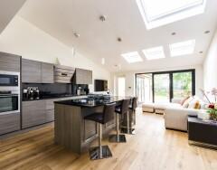 12 советов, как увеличить кухонное пространство