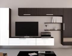 Модульная мебель для гостиной — ренесанс XXI века