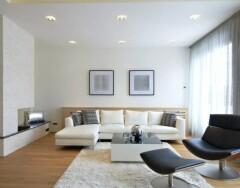 10 приемов, которые помогут зрительно увеличить высоту потолков