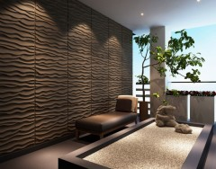 Декоративные панели для стен – экономим время и средства