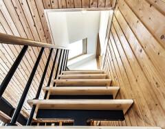 Как рассчитать размер лестничного проема на второй этаж: советы специалистов