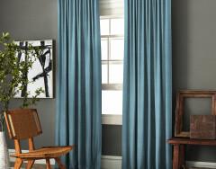 Как почистить шторы без стирки
