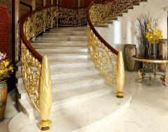 Красивые лестницы на второй этаж: идеи интерьеров
