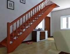 Как сделать одномаршевую лестницу своими руками: выбор материала и изготовление