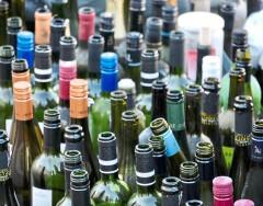 Как снять этикетку с банки (или бутылки) без следа, чтобы использовать ее для декора