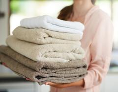 6 способов сделать колючее махровое полотенце снова мягким