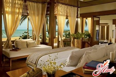 как выбрать шторы для спальни правильно