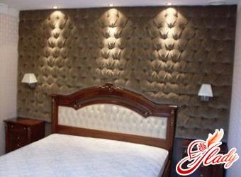 декоративные тканевые панели для стен