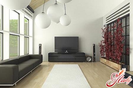 интерьеры квартир в стиле минимализм
