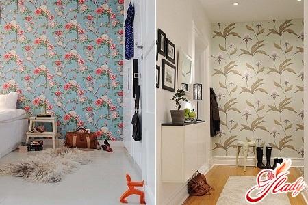 самые модные обои 2012 для стен