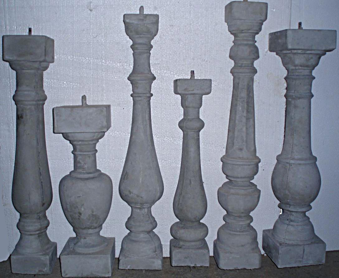 Купить формы балясины из бетона укладка плитку на цементный раствор