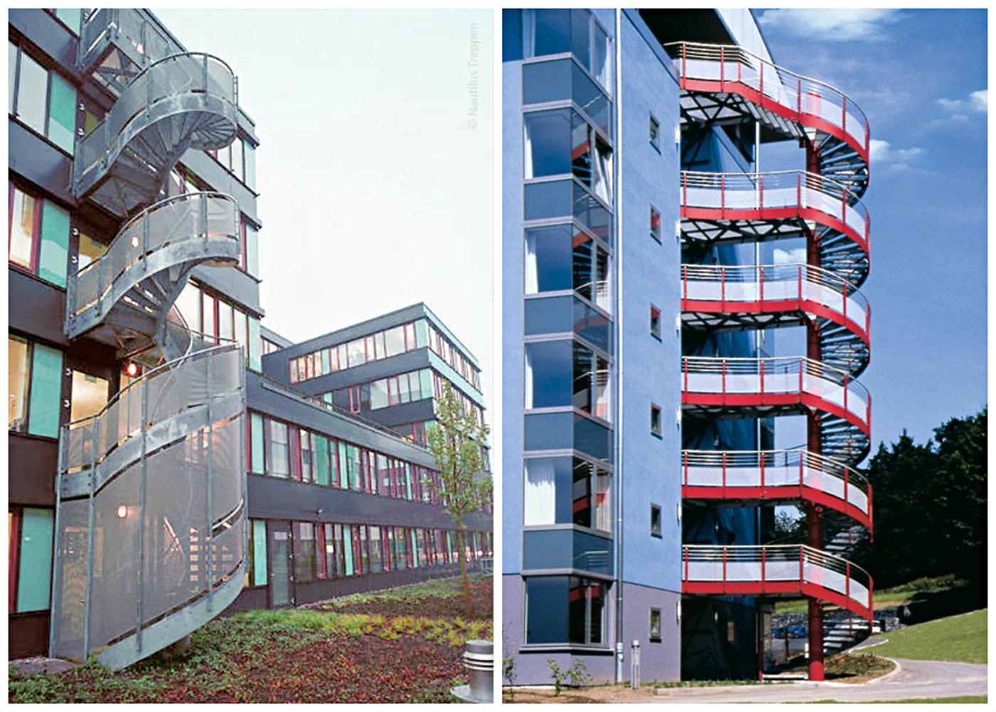 госты лестниц общественных зданий