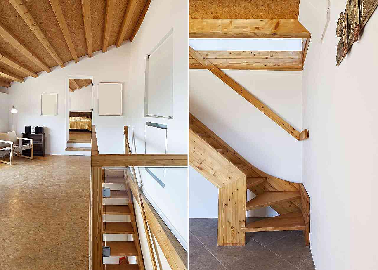 Компактная лестница своими руками фото 566