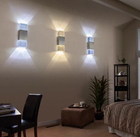 Лампы со светом вверх
