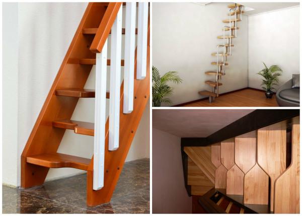 Лестницы гусиный шаг